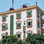 Пряничный дом в Ханое