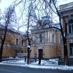 Пряничный дом в Киеве
