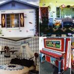 Дом в пряничном стиле в Аризоне, США