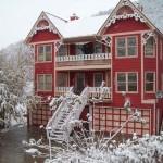 Настоящий пряничный дом