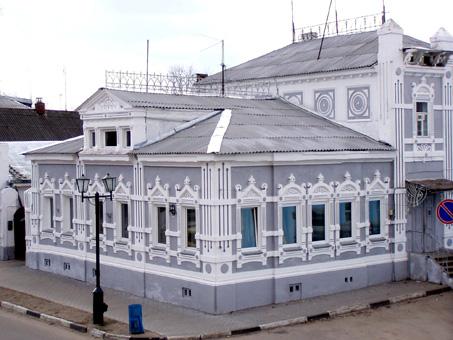 Городецкий музей пряника