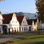 Пряничные домики Голашовице
