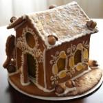 Пряничный домик на холме