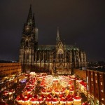 Рождественская ярмарка в Кельне
