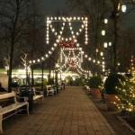 Рождественская ярмарка в Копенгагене