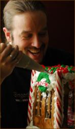 Джон Лович, пряничный мастер из Питсбурга, США