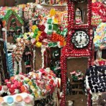 Выставка пряников Gingerbread Lane