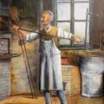 Картина из французского музея пряников