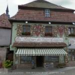 Эльзасский музей пряников, фасад
