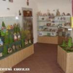 Одна из комнат чешского пряничного музея