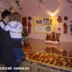 Более тысячи пряников из разных уголков Чехии в экспозиции музея...