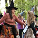 Конкурс ведьм в чешском музее пряников