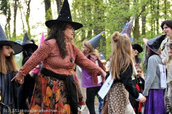 Конкурс с ведьмами