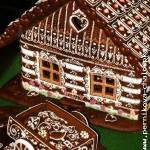 Пряничный домик в музее пряников