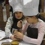 Дети рады участововать в процессе
